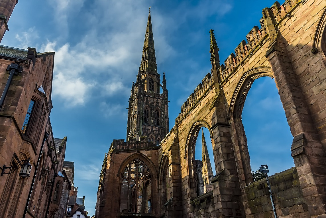 Coventry Destination Guide City of Culture 2021