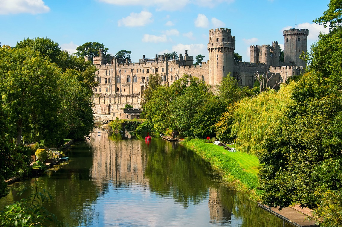 Coventry Destination Guide Warwick Castle