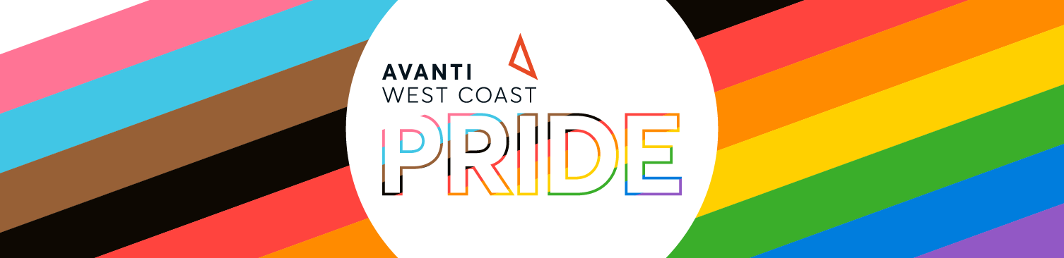Pride - Avanti West Coast