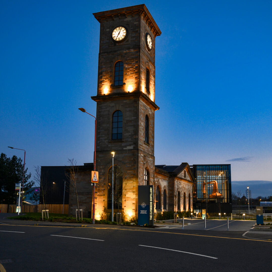 Clydesdale Distillery